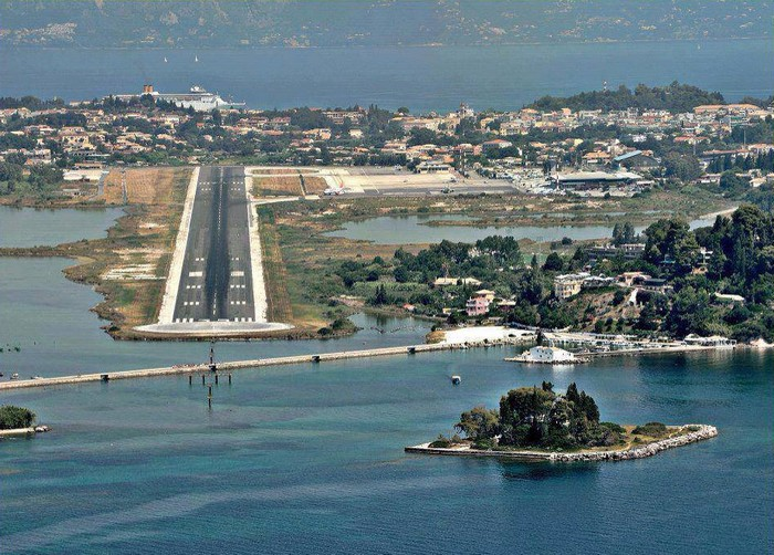 Flights to Corfu